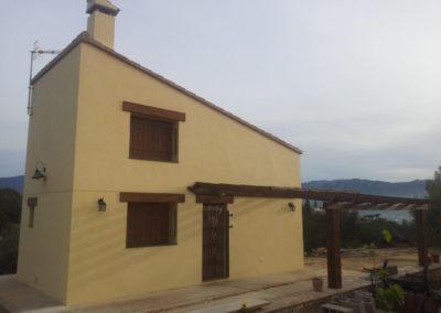 Construcció masia