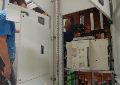 Electricitat fontaneria sector industrial