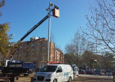 Iluminacio sector public