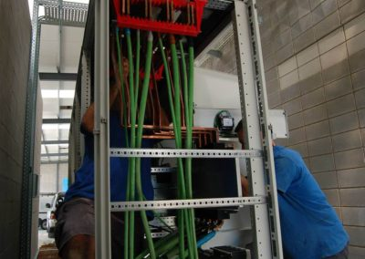 Instal·lacions elèctriques industrials