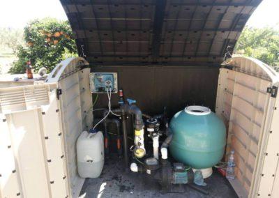 Instalacions aquatiques particulars i negocis