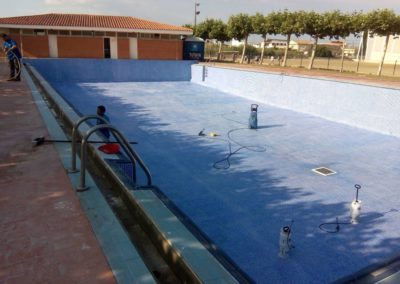 Instalacions aquatiques sector public