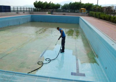 Manteniment piscina Bítem