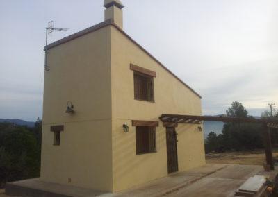 Construcció i reforma de masia