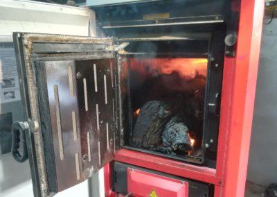 Instal·lació i Automatització de caldera