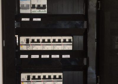 Instal·lació elèctrica d'un edifici