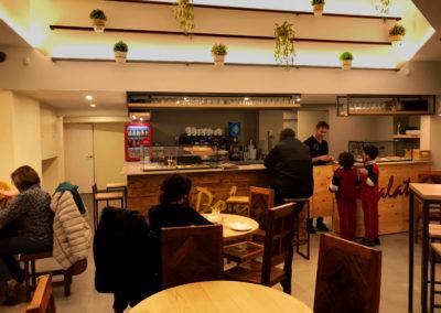 Construcción de Cafetería Capuccino