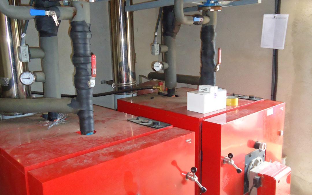 Modificacions instal·lació de la calefacció