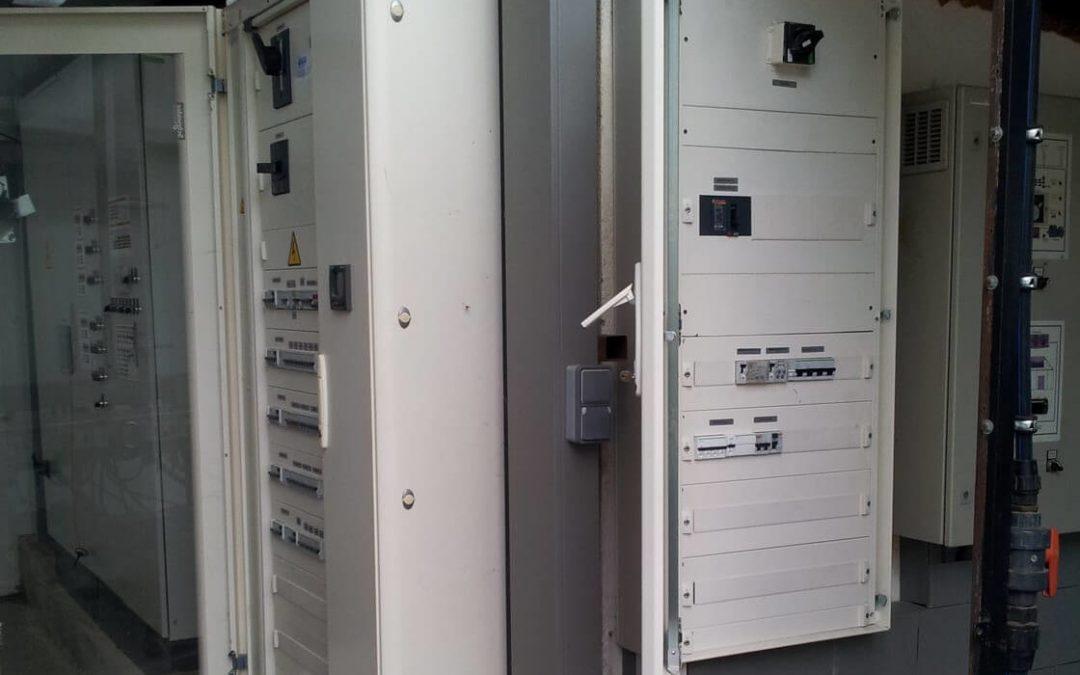 Instal·lacions per a càmares frigorífiques